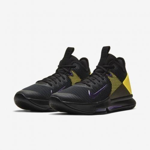 Tenis Nike Lebron Witness Iv Masculino Original + Nf Bv7427