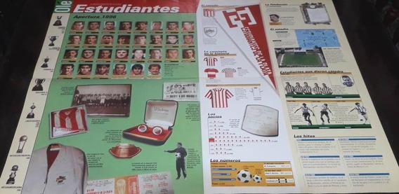 Pack Láminas Fútbol Apertura 96 - 52cm X 67cm, 20 Clubes 1ra