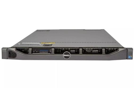 Servidor Dell Poweredge R610 2 Xeon Quad Core 64 Giga 600 Gb