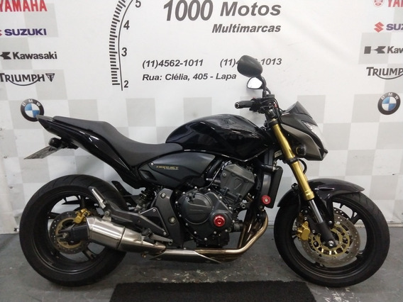 Honda Cb 600 Hornet 2013 Aceito Moto