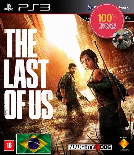 The Last Of Us - Dublado Psn Ps3 - Últimas Peças - Promoção!