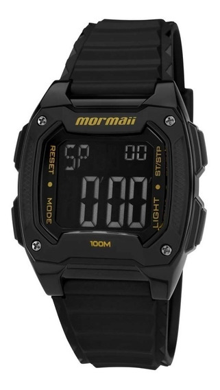 Relógio Masculino Mormaii Prova D Água Original Garantia
