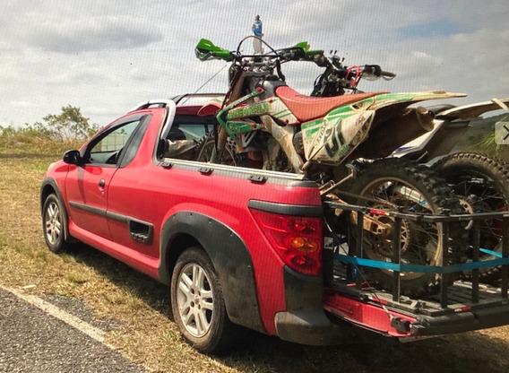 Peugeot Hoggar Escapade 1.6 Multimídia 7 Motojack 2 Motos