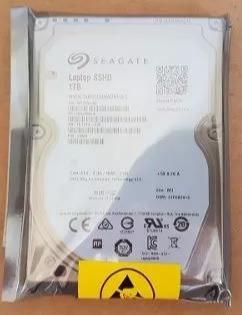 Hd Seagate Híbrido Sshd 1tb + 8gb Sshd Modelo St1000lm014