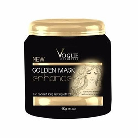 Golden Mask Vogue Cosmetics Reposição Capilar* Original