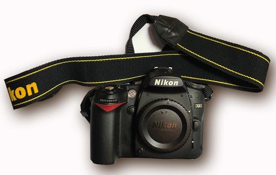 Câmera Fotográfica Digital Nikon D90