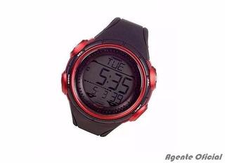 Reloj Tressa Hombre Digital Crono 50 Laps 8 Alarmas Luz 100m