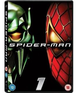 El Hombre Araña Dvd Pelicula Nueva Original Sellada Garantia
