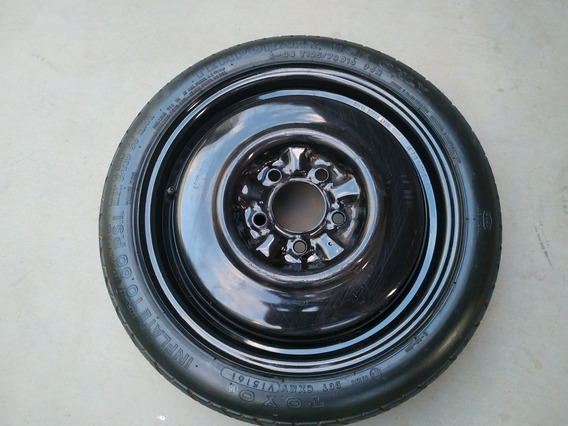 Estepe Temporário Aro 16 Nissan
