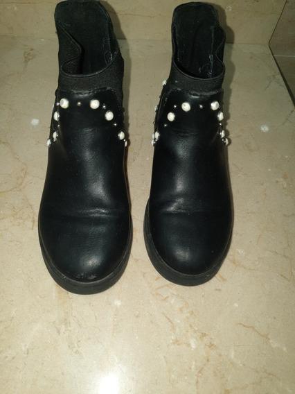 Zapato Botín De Niña