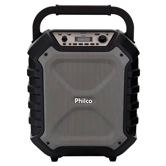 Caixa Acústica Philco Amplificada Bluetooth 200w