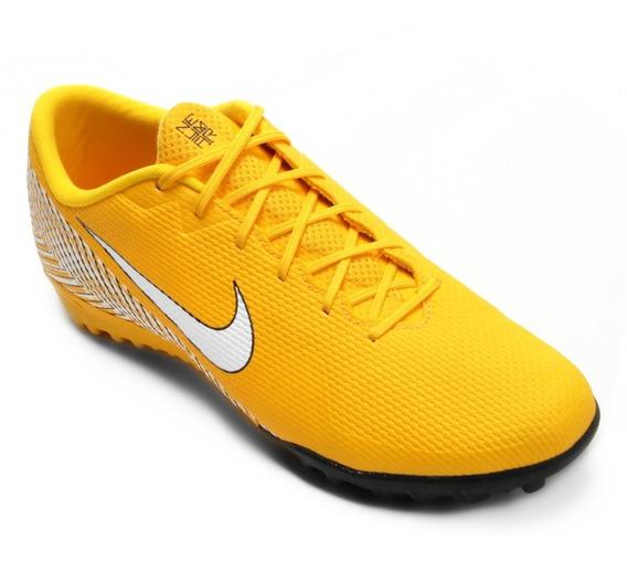 Chuteira Society Nike Mercurial Vapor 12 Academy Njr