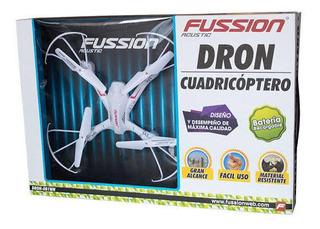 Drone Fussion Blanco