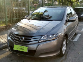 Honda City Dx 1.5 2011 Completo