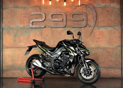 Kawasaki Z 1000r Edition - 2017/2018 Apenas 5.551kms!!!