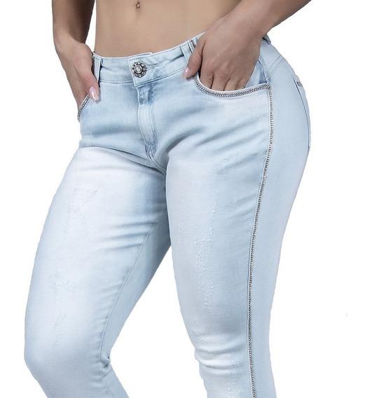 Calça Pit Bull Jeans 31137 Boyfriend Pitbull Original