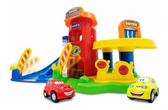 Brinquedo Baby Posto Gasolina Big Star