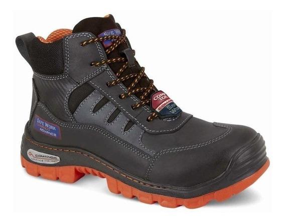variedad de diseños y colores mejor seleccione para genuino Zapato Seguridad Comando Hombre - Calzado en Mercado Libre ...