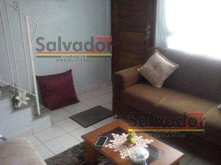 Casa Para Venda, 2 Dormitórios, Parque Bristol - São Paulo - 2987