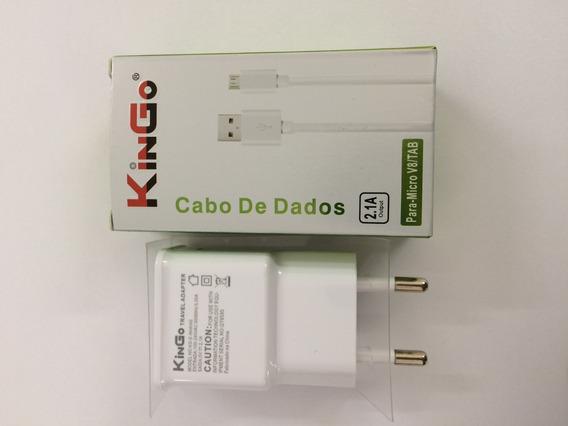 Carregador Rapido Samsung Galaxy Tab E T110 T111 T116