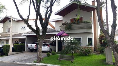 Casa Com 4 Dormitórios À Venda, 264 M² Por R$ 1.300.000 - Urbanova - São José Dos Campos/sp - Ca4339