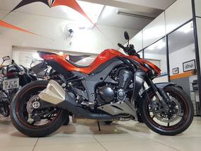 Kawasaki Z 1000 Laranja 2018