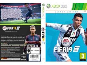 Fifa 19 Xbox 360 Midia Digital Envio Imediato