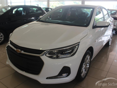 Chevrolet Onix 1.0 Turbo Flex Plus Premier Automático