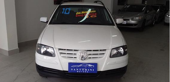 Volkswagen Parati 1.6 Trend Total Flex 5p 2010