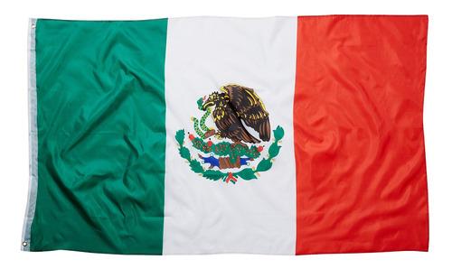 Imagen 1 de 1 de Tiendas Online Bandera De Poliéster De México