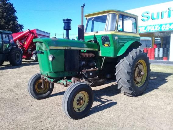 Tractor John Deere 2420 Con Cabina, Tracción Simple!