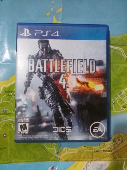 Battlefield 4 (ps4) Juego Físico