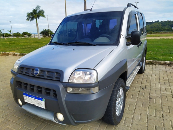 Fiat Doblo 2008 1.8 Adventure Flex 5p