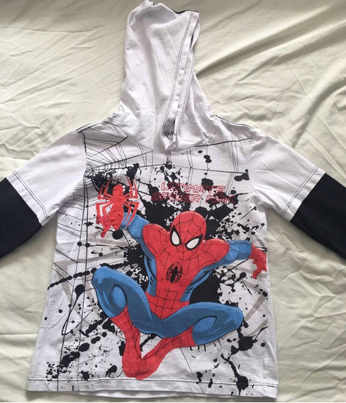 Camiseta Infantil Masculino Marvel 6