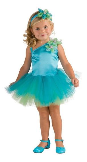 Disfraz De Hada Azul Para Niña Somos Tienda