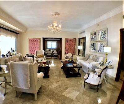 Excelente Apartamento Lujoso Sector Piantini