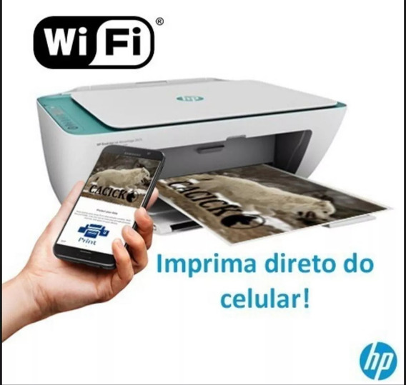 Multfuncional Wi.fi 3x1 Scaner/copia/imp H.p 2675(promoçao)