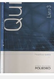 Livro Química Livro 3 - Poliedro Sistema De Ensino