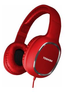 Auriculares Premium Toshiba Originales Over Ear Cable 3.5mm
