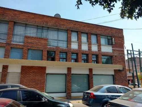 Edificio Oficinas En Venta Toluca Centro C/retorno Inversión