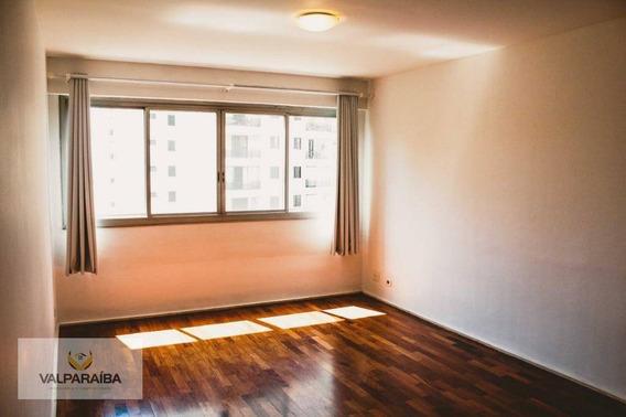 Apartamento Com 3 Dormitórios À Venda, 110 M² Por R$ 380.000 - Vila Adyana - São José Dos Campos/sp - Ap0459