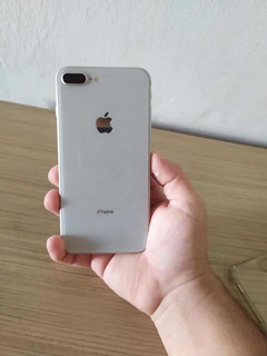 iPhone 8 Plus 64gb Branco Seminovo