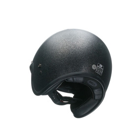 Capacete Bell Custom 500 Black Flake