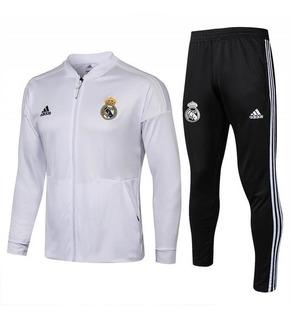 Real Madrid Uniforme De Entrenamiento Casaca + Pantalón