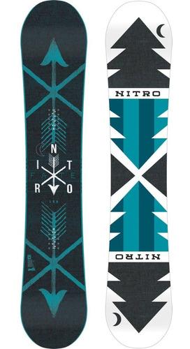 Tabla Snowboard Dama // Nitro Fate Zero