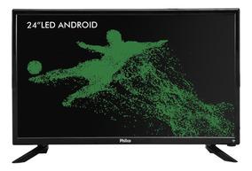 Smart Tv Philco Led 24 Ptv24n91sa Bivolt