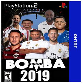 Patch Bomba Patch Com Brasileirão 2019 Ps2 Frete Grátis