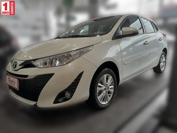 Toyota Yaris Xl 1.3 Flex 16v 5p Mec.