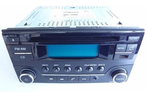 Estereo Original Nissan Versa Np300 Usb Bluetooth March ...