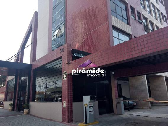 Sala Para Alugar, 37 M² Por R$ 700,00 - Centro - São José Dos Campos/sp - Sa0157